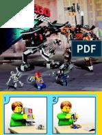 Lego Metal Beard