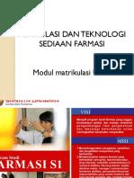 Modul Matrikulasi FTSF_Bu Beti