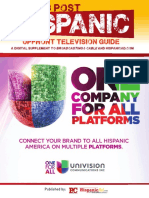 2013 Cable Hispanic Upfront Guide