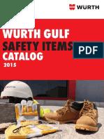 Safety Catalog 2015 Arrange- Wurth