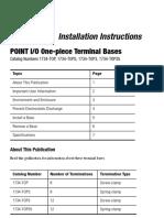 Ult REL PointIO TerminalBase 1734-In028 En