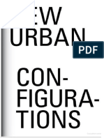 Urban projects as a tool for spatial integration of new urban knowledge-New Urban Configurations