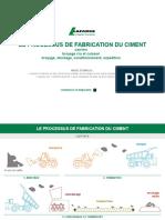 Le Processus de Fabrication Du Ciment Lafarge