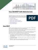 Cisco ASA WCCP Traffic Redirection Guide