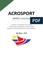 Coreografía Acrosport