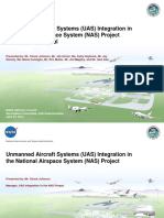 Nasa Uas Nas Integration