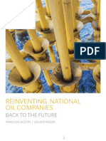Reinventing National Oil Companies