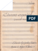 Charro español