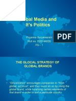 Global Media and its Politics .ppt