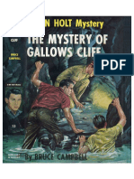 Ken Holt #15 the Mystery of Gallows Cliff