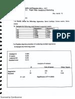 Analytical Marketing Apr 2015