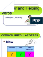 English - Irregular Verbs 2