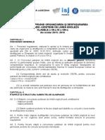 Regulament Modificat Olimpiada Judeteana de Limba Engleza Nivel Gimnazial-1