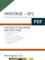 Heritage Sp1