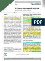 CPG Vascular Diseases of Liver EASL  2015 1