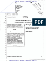Dragovich v. U.S. Dept. Treasury, Complaint, No. 10-Cv-01564 (N.D.cal. Apr. 13, 2010)