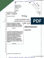 Dragovich v. U.S. Dept. Treasury, Complaint, No. 10-Cv-01564 (N.D.cal. Apr. 13, 2010)