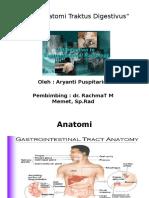 Refreshing Radioanatomi & Positioning GI Track
