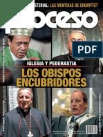 Revista Proceso 28 de Junio 2015 Iglesia y Pederastia