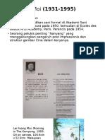 Lai Foong Moi (1931-1995)