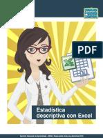 Estadística Con Excel 2016