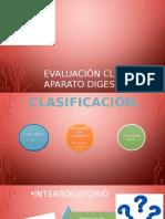 Evaluación Clínica Del Aparato Digestivo