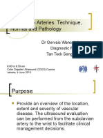 4a. Upper Limb Arterial CDUS, Dr. Gervais