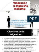 Clase 1 Introduccion a La Ingenieria Industrial1