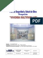 Plan de Seguridad de Obra (Carhuaz)