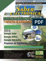 Energias renovables Saber Electronica