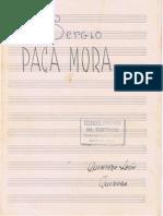 Paca Mora