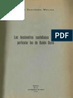 Hexámetros Castellanos y en Particular Los de Rubén Darío