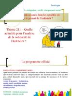 correctionThème 211 - actualité de l'analyse de Durkheim.ppt