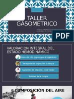 Taller Gasometrico
