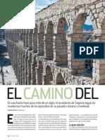 Acueducto de Segovia, El Camino Del Agua