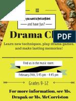 ccs drama poster