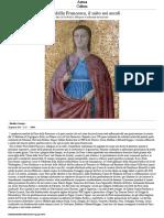 Piero Della Francesca, Il Mito Nei Secoli