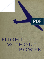 Flight Without Power