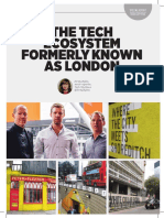 Tech City News – Issue 8, October 2015 – The Tech Ecosystem Formerly Known as London