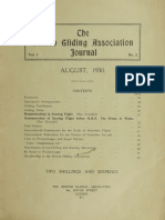The BGA Journal August 1930