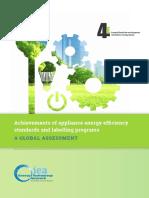 National energy efficiency standards