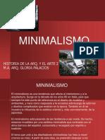Minimalismo Ex. Fin.