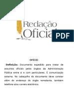 Redacao Oficial - AULA 01