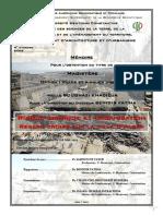 Risque Sismique Et Urbanisation à Alger