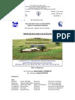 l'Habitat Et l'Habiter en Territoire Rural Saf-saf –Nord-est de 'Algérie