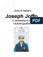 Tesina Di Italiano_joseph Joffo