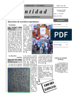 Identidad 36 - MAY 2014