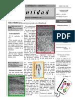 Identidad 40 - NOV 2014
