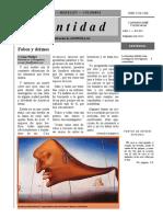 Identidad 41 - FEB 2015