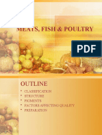 Meats, Fish & Poultry New